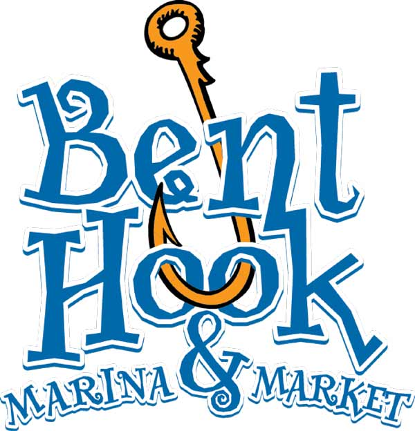 Bent Hook Marina and Market logo