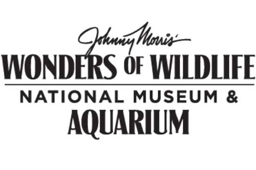 Johnny Morris' Wonders of Wildlife National Museum and Aquarium logo