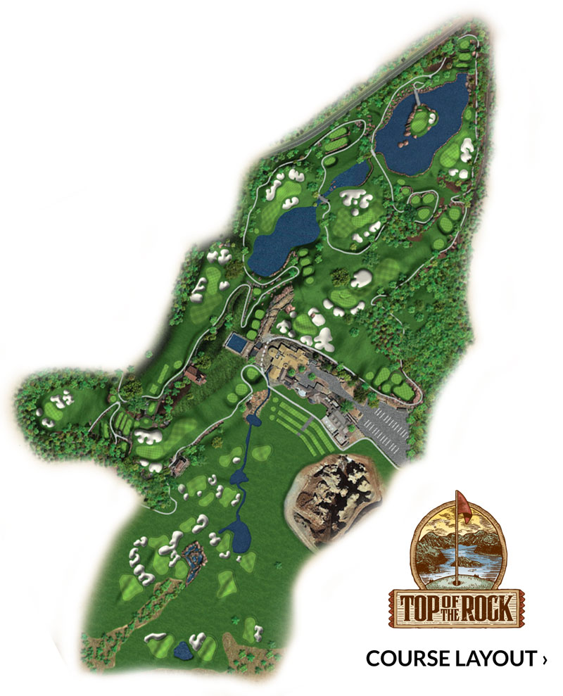 Top of the Rock Course Layout