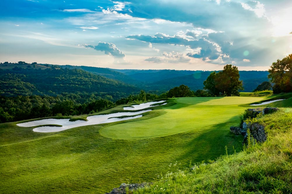 Buffalo Ridge Springs Golf Course - Hole 11 - Golf at Big Cedar Lodge