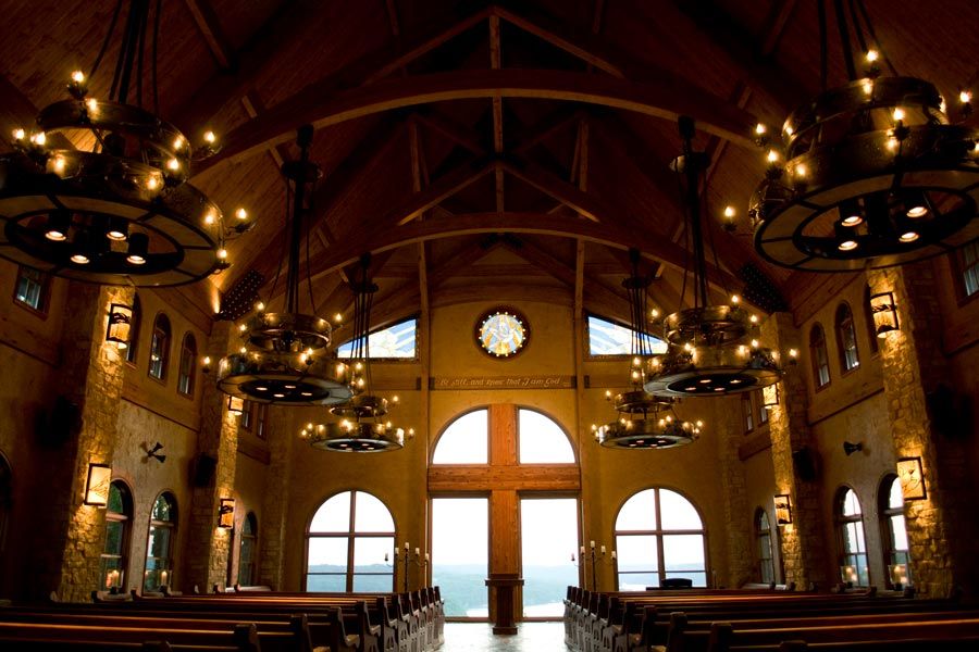 Integrity Hills Chapel - Wedding Venue