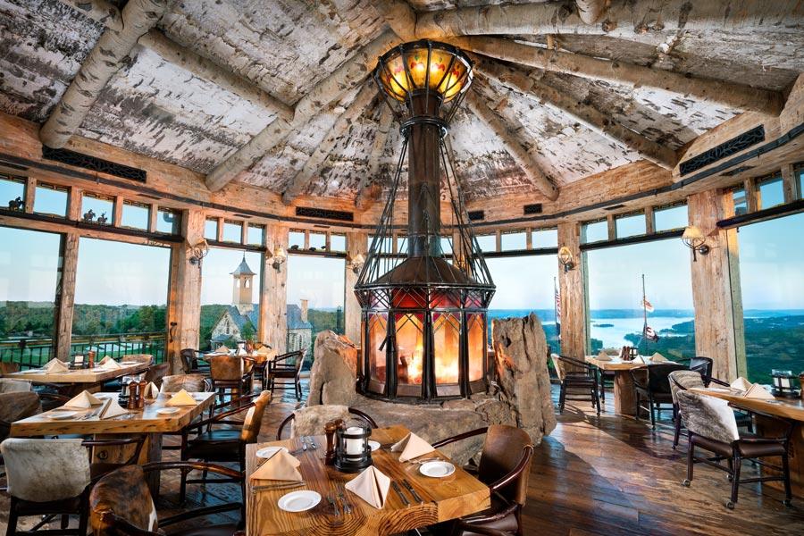 Osage Restaurant | Big Cedar Lodge