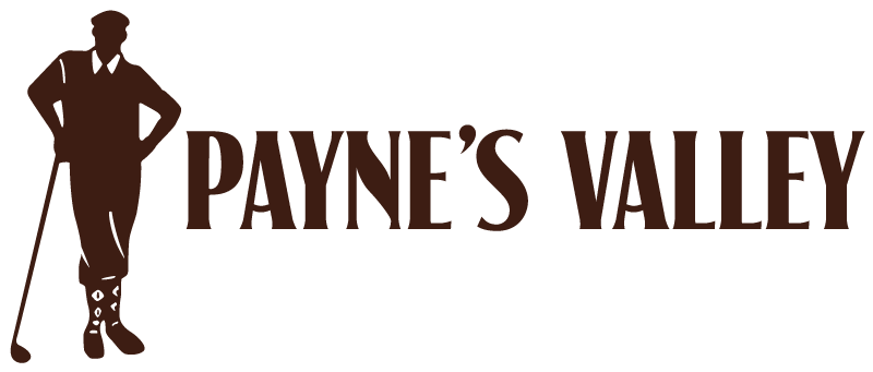 Payne's Valley Golf Course Logo