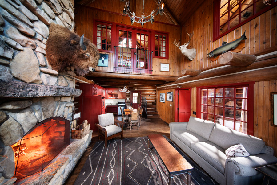 Private Log Cabins Archives | Big Cedar Lodge