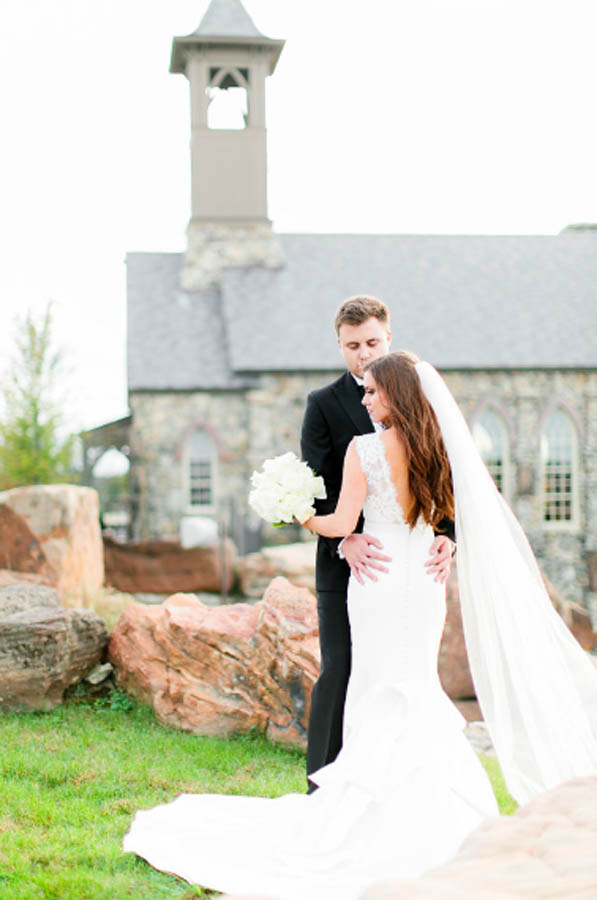 Real Weddings at Big Cedar Lodge - Stephaine and Eric