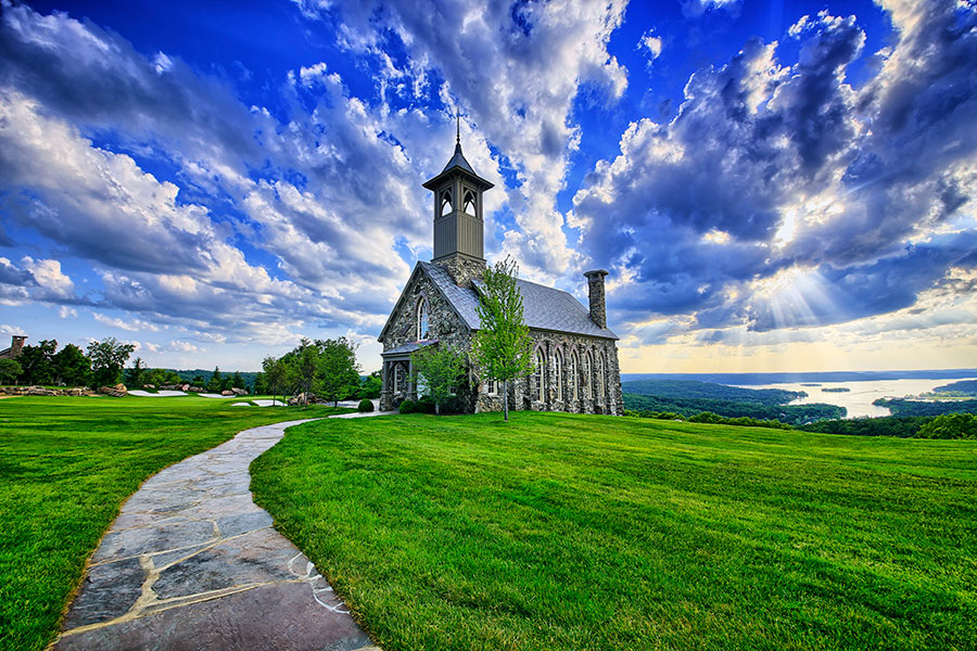 Chapel of the Ozarks - Wedding Venue
