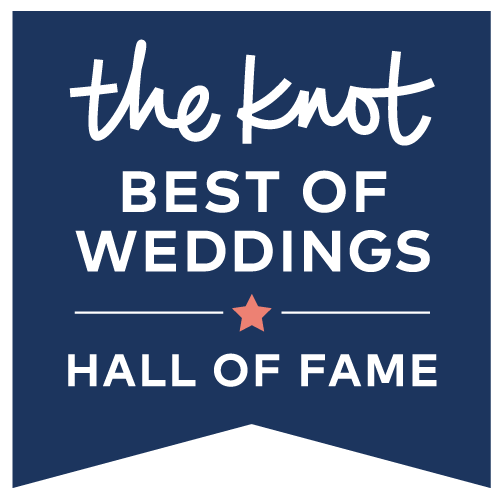 The Knot, Best of Weddings - Hall of Fame logo