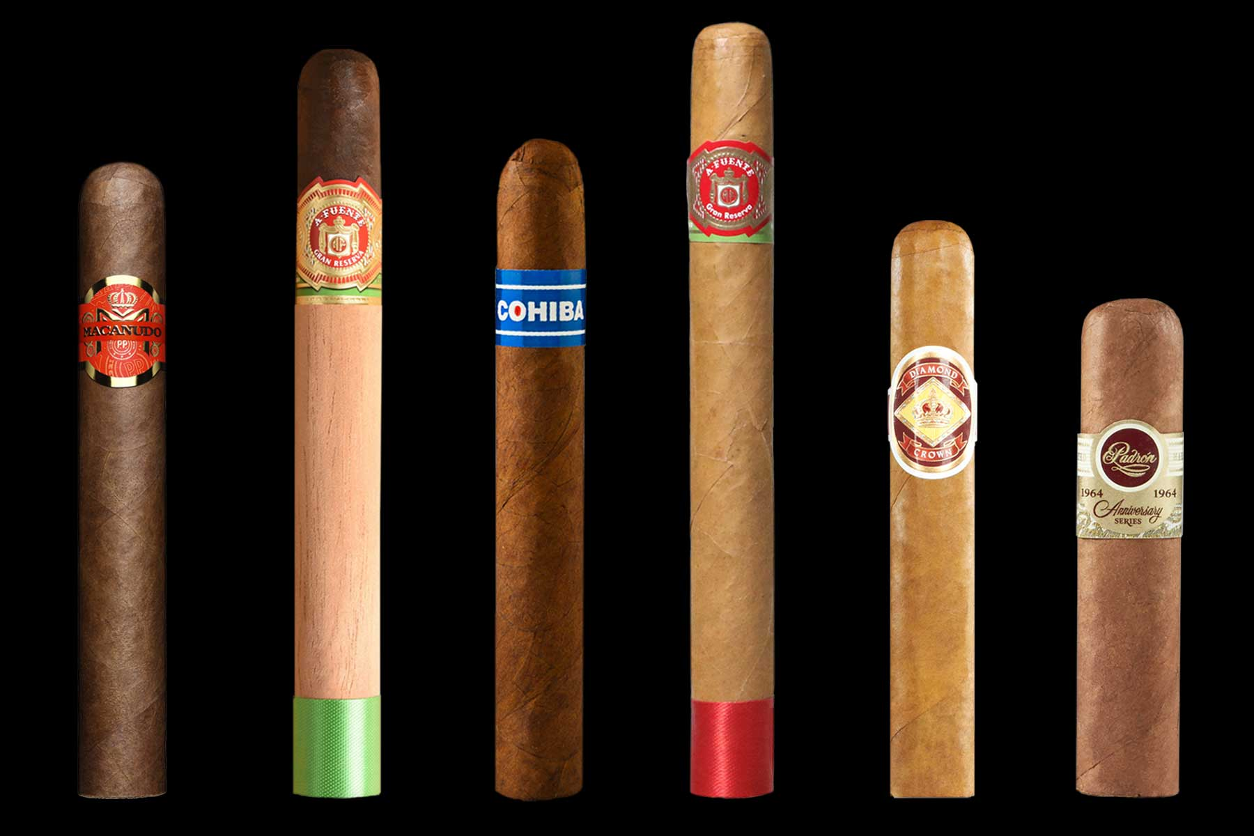 Masters of Bourbon Sep 2021 Cigars